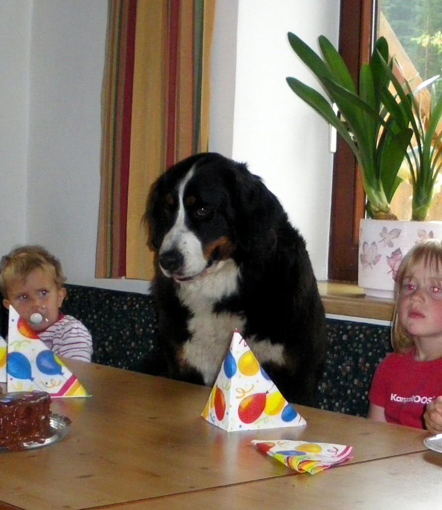 Aurelia wird 5 Jahre alt