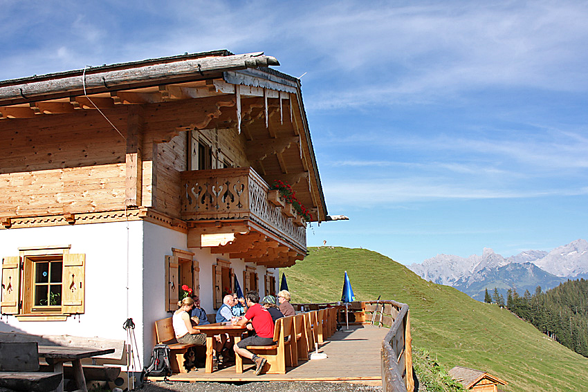 Karalm in St. Martin am Tennengebirge