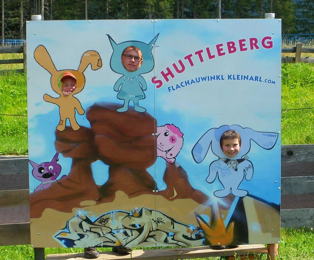 Shuttleberg Kleinarl