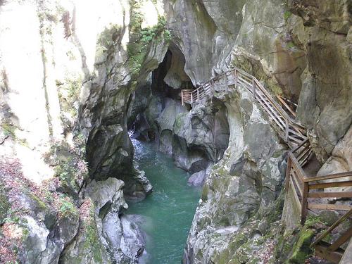 Ausflugsziel im Salzburger Land
