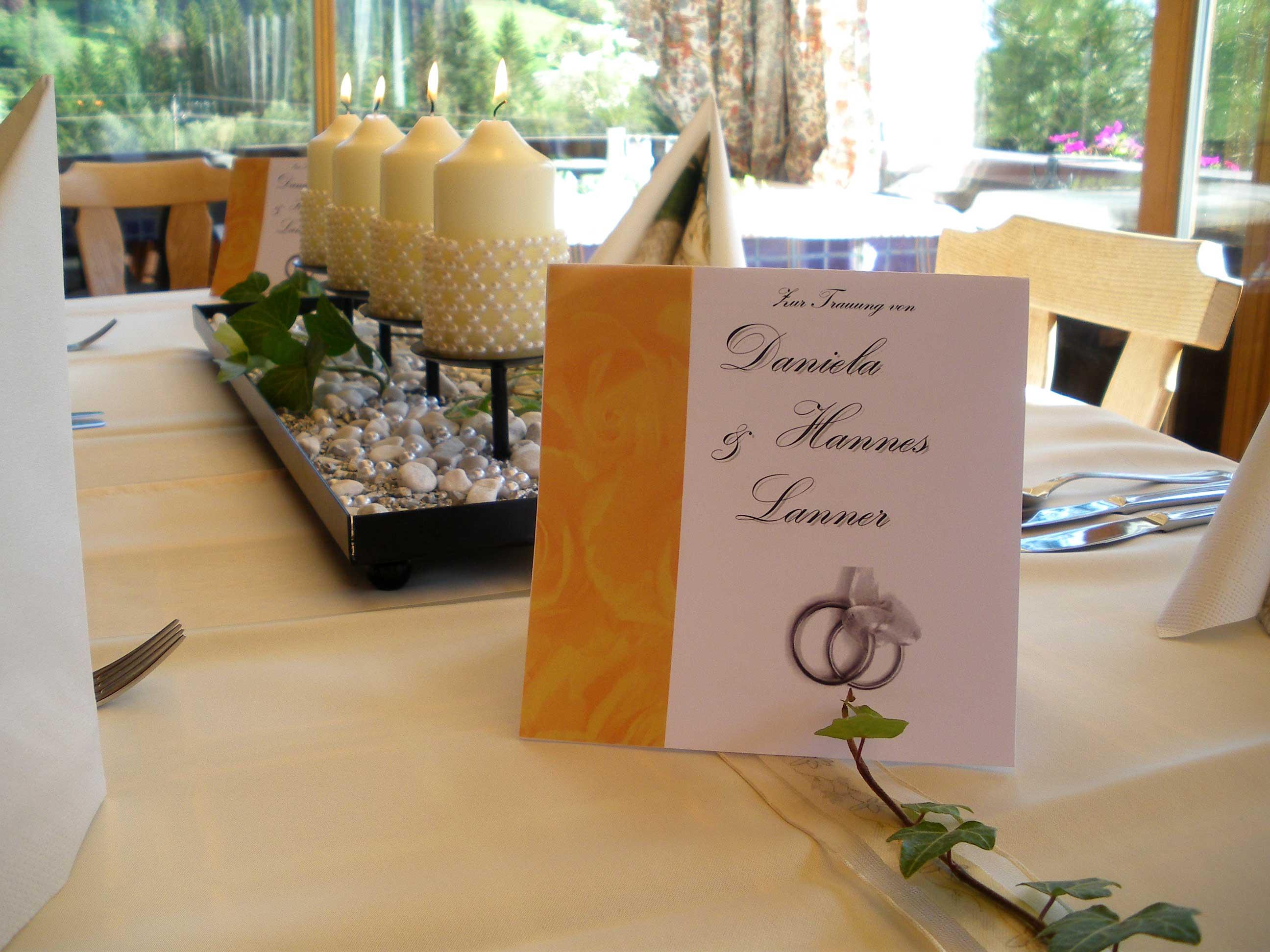 Hochzeit im Lämmerhof