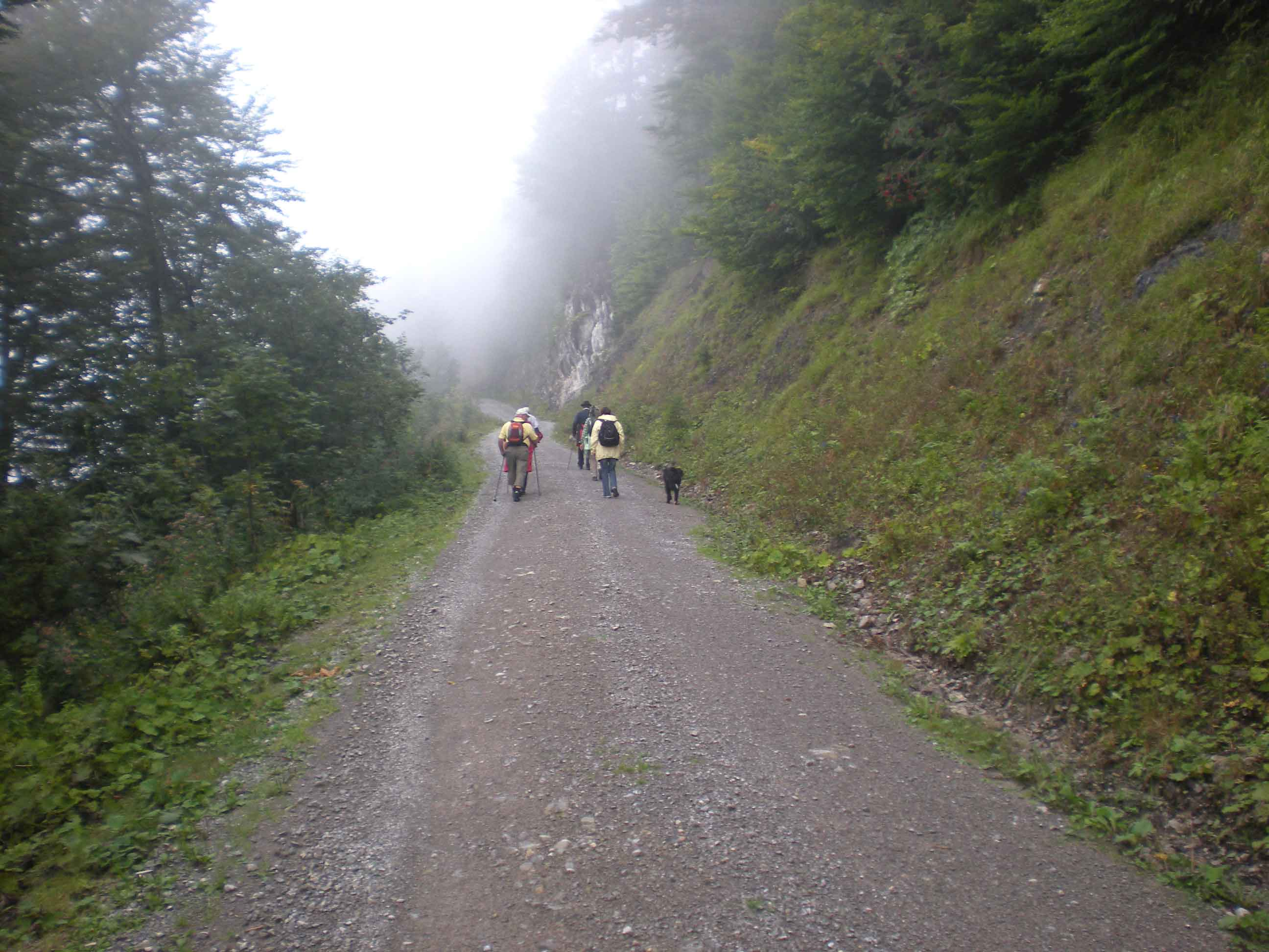 Wanderung zur Rottenhofhütte