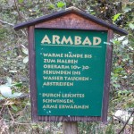 Armbad