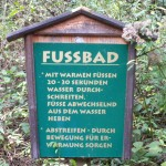Fussbad