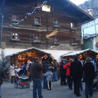 Adventmarkt Großarl mit Tradition