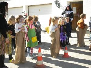 Kinderfaschingsfest am Lämmerhof in Salzburg