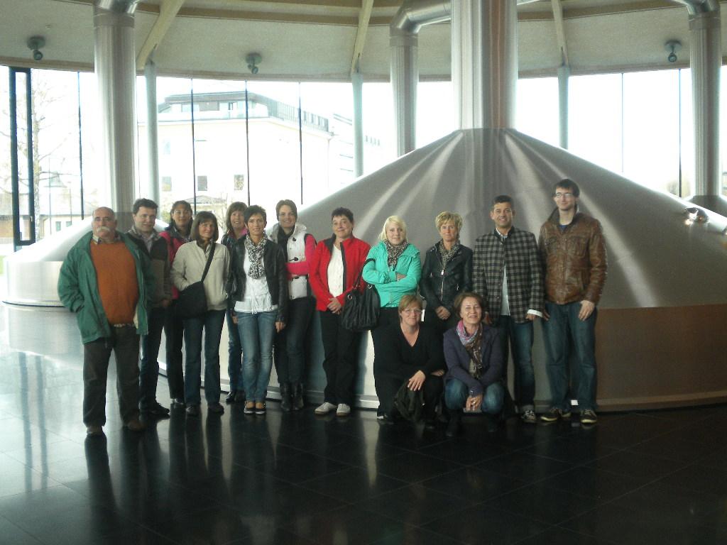 Betriebsausflug April 2012 040