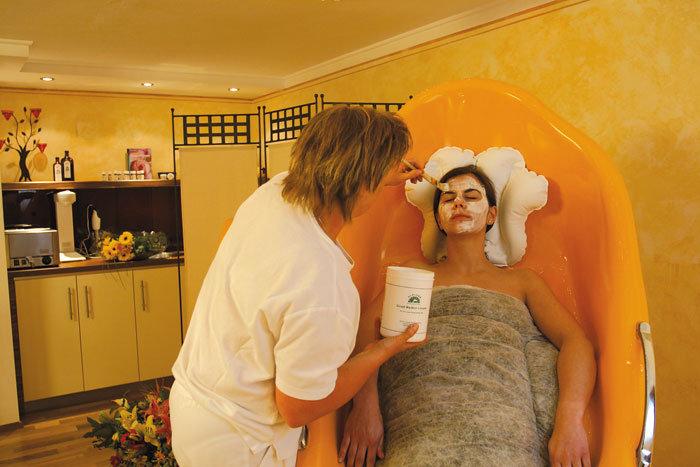 Beauty Gesichtsbehandlung im Hotel