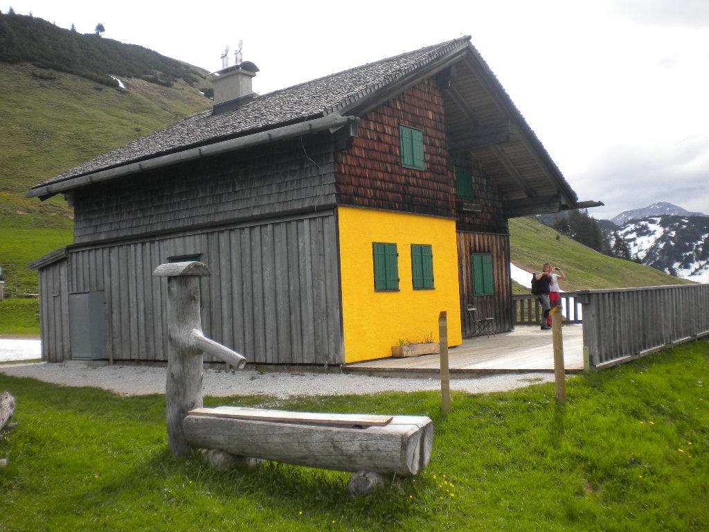 Almhütte im Salzburger Land