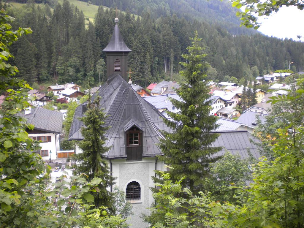 Idylischer Ort im Salzburger Land
