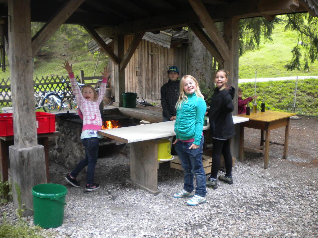 Kinder im Urlaub im Hotel Lämmerhof