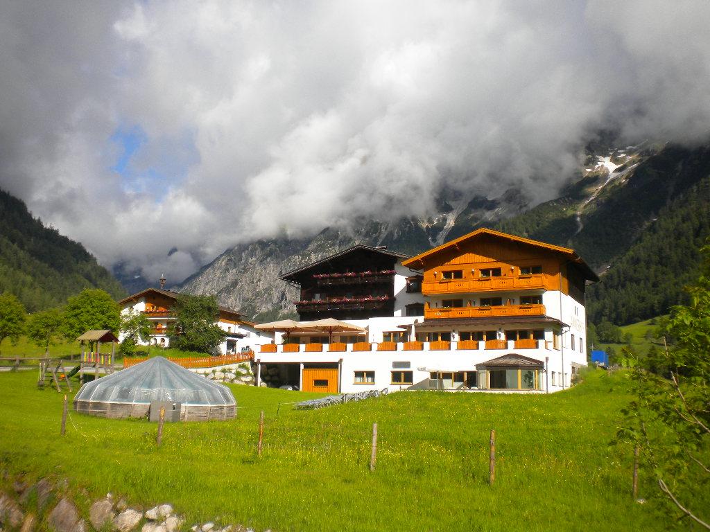 Wandern im Salzburger Land im Sommer