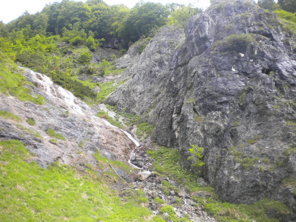Wasserfall im Salzburger Land