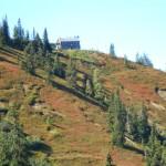 Herbstliche Bergwelt im Salzburgerland