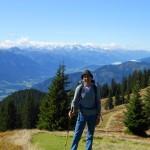 Wandern im Salzburgerland bei Traumwetter