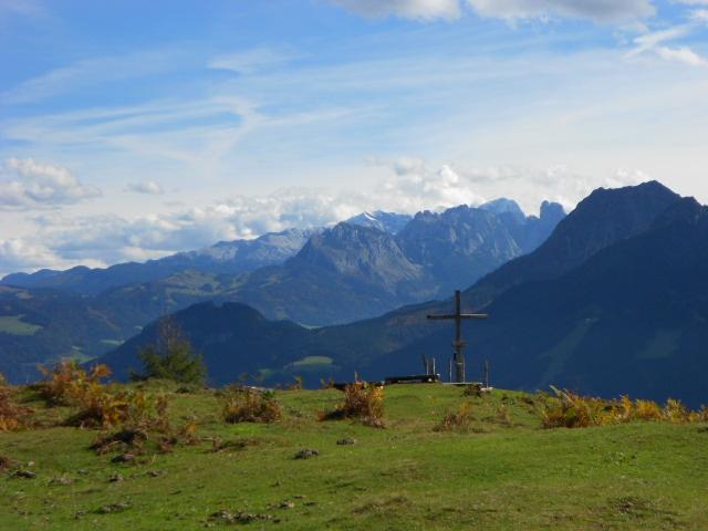 Herbstzeit im Tennengebirge