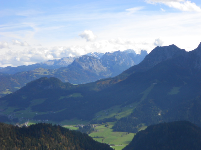 Urlaub im Berghotel im Salzburger Land
