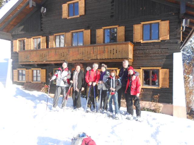 Skitouren im Salzburger Land