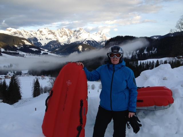 Wintersport beim Familienurlaub am Lämmerhof