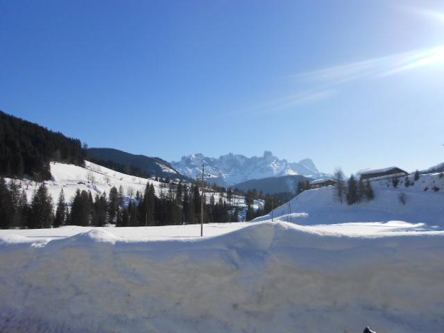 Schneeschuhwanderungen im Lammertal