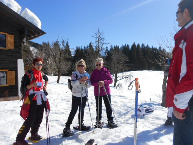 Wintersport beim Urlaub am Lämmerhof