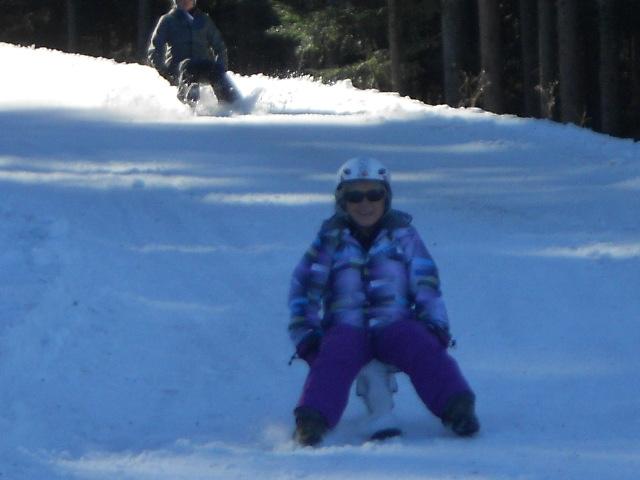 Wintersport Alpengasthof Lämmerhof