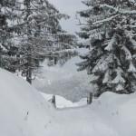 Winterlandschaft im Salzburger Land