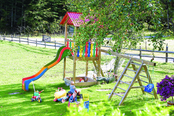 Urlaub im Alpengasthof Lämmerhof