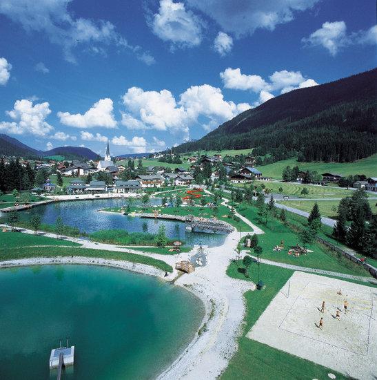 Sommerurlaub im Tennengebirge