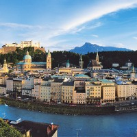 Ausflug in die Mozartstadt Salzburg