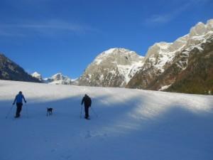 Sicherheit beim Skitouren gehen im Salzburger Land