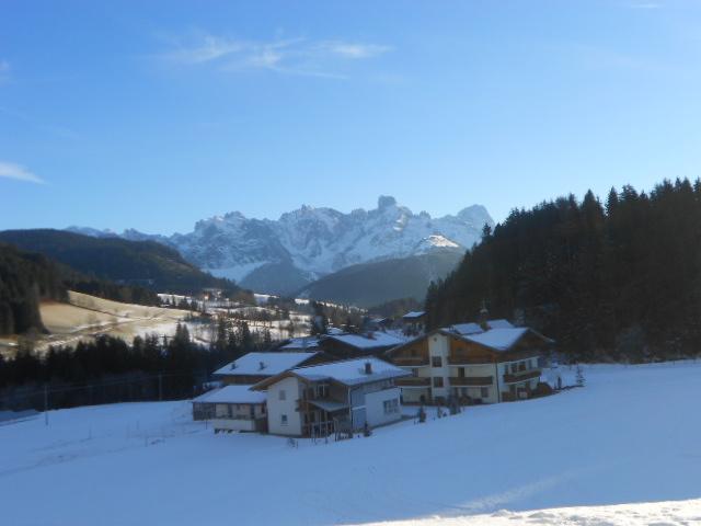 Der Alpengasthof Lämmerhof im Winter