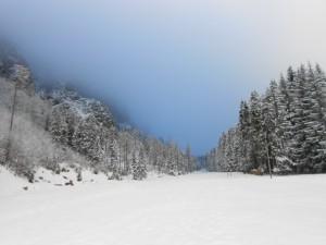 Winterlandschaft im Tennengau