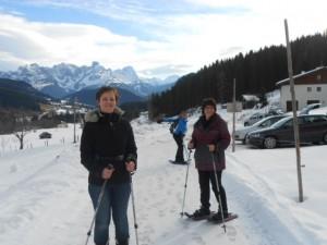 Geführte Schneeschuhwanderung im Lammertal