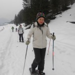 Wandern im Winterurlaub im Lammertal