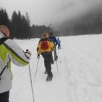 Wintersport abseits der Piste im Lammertal