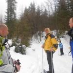 Begleitete Winterwanderung des Berghotels Lämmerhof