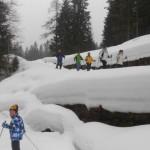 Winterwandern im Tennengau