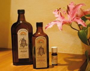 Massageöle im Salzburger Land