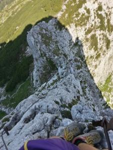 Donnerkogel Klettersteig im Gosaukamm