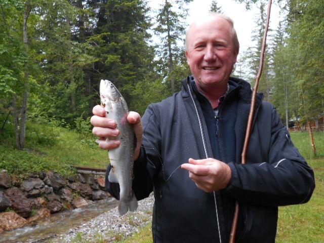 Angeln in Salzburg - Fischereigewässer im Salzburger Land