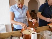 Frischkäse selber machen im Salzburger Land