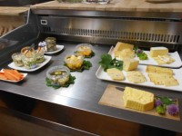 Viele Käsesorten zum Durchprobieren
