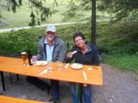 Fischen und Grillen bei den Lammertaler Fischteichen