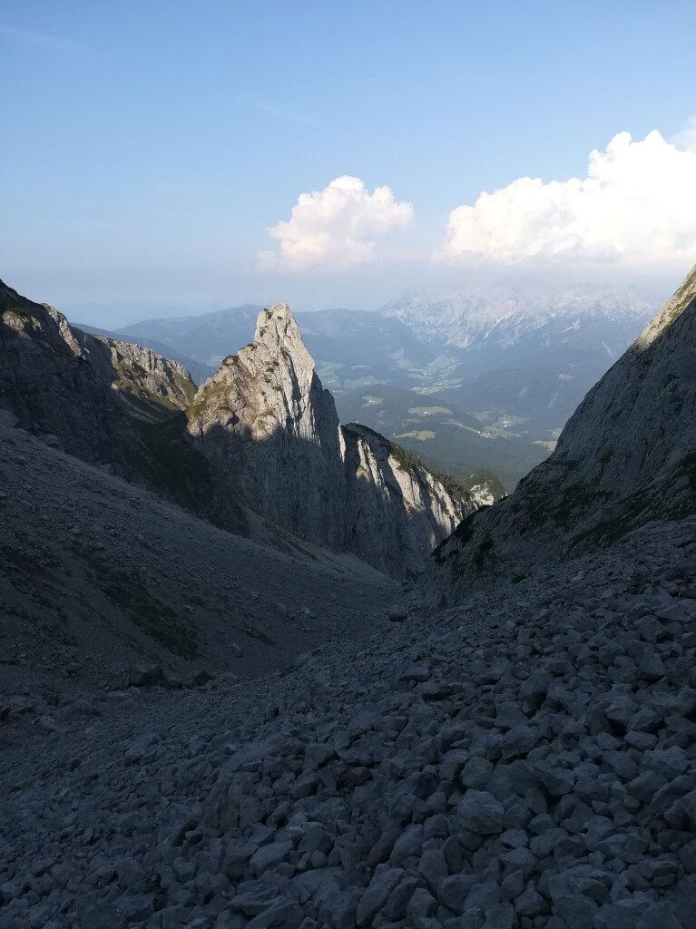 grosswand-gosaukamm-bergsteigen