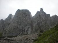 Blick ins Gosaukammgebirge