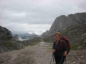 Die Gosaukammrundwanderung ist für anspruchsvollere Wanderer mit bereits hochalpinen Erfahrungen