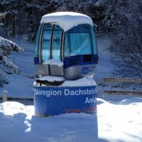 Donnerkogelbahn Annaberg im Lammertal - Gondel für 8 Personen