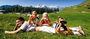 Wanderungen im Familienurlaub im Salzburger Land