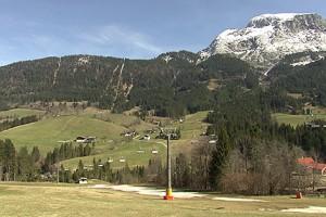 Hier entsteht die neue Donnerkogelbahn Annaberg - Dachstein West